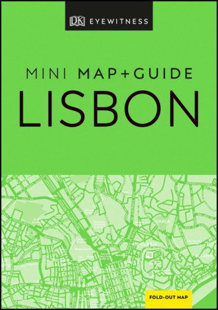 DK Eyewitness Lisbon Mini Map and Guide