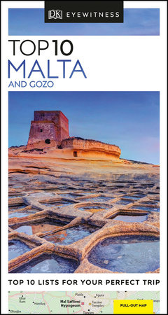 DK Eyewitness Top 10 Malta and Gozo