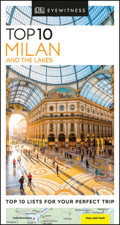 DK Eyewitness Top 10 Milan and the Lakes