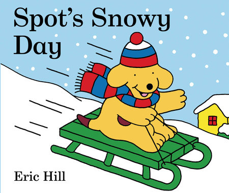 Cover image for Spot's Snowy  Day