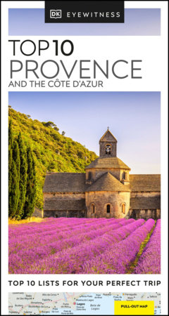 DK Eyewitness Top 10 Provence and the Cote d'Azur