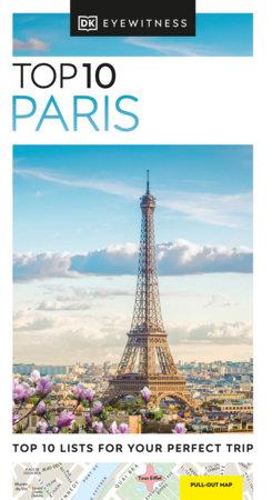DK Eyewitness Top 10 Paris
