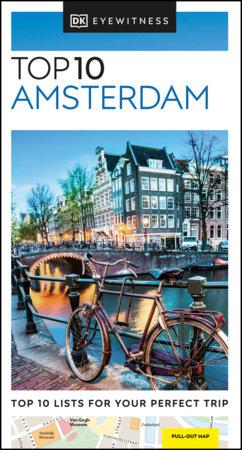 DK Eyewitness Top 10 Amsterdam