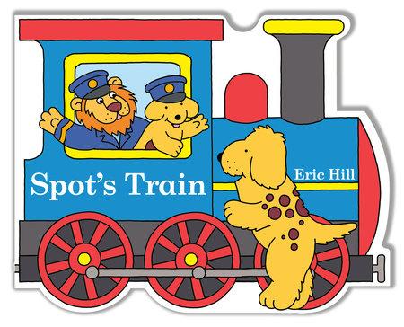Spot's Train