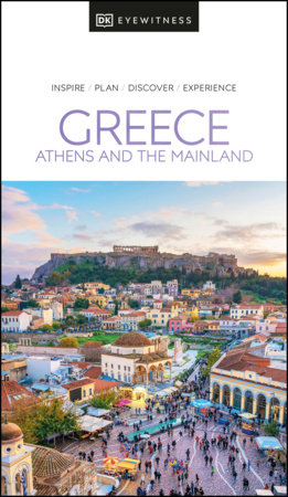 DK Eyewitness Greece: Athens and the Mainland