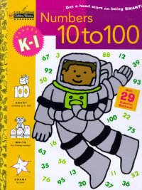 Book cover for Numbers 10 to 100 (Grades K - 1)