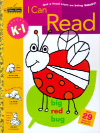 Book cover for I Can Read (Grades K-1)
