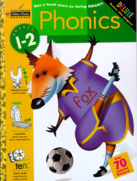 Book cover for Phonics