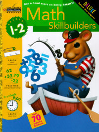 Book cover for Math Skillbuilders (Grades 1 - 2)
