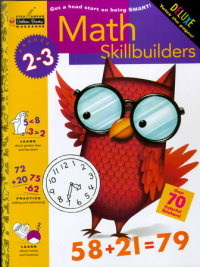 Book cover for Math Skillbuilders (Grades 2 - 3)