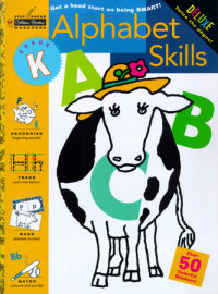 Book cover for Alphabet Skills (Kindergarten)