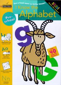 Book cover for I Know the Alphabet (Preschool)
