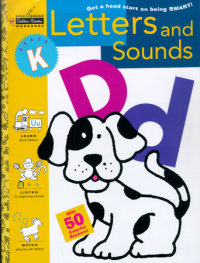 Book cover for Letters and Sounds (Kindergarten)