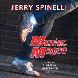 Maniac Magee cover