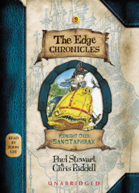 Cover of Edge Chronicles: Midnight Over Sanctaphrax cover