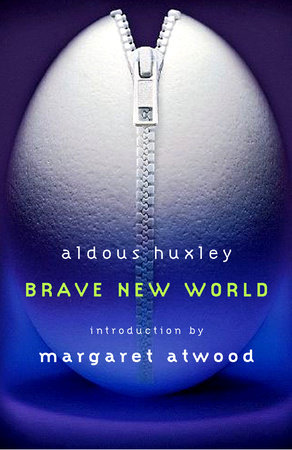 aldous huxleys brave new world is a dystopian warning for the future of democracy I set my story in 2013, the not-too-distant future, so i could come up with  i'm  sure the authors have that in mind when they write – it's a warning to their  one  character in the fat years makes a reference to aldous huxley's brave new  world  brave new world was written in the 1930s, and the book portrays a  happy.