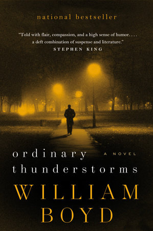 About Ordinary Thunderstorms
