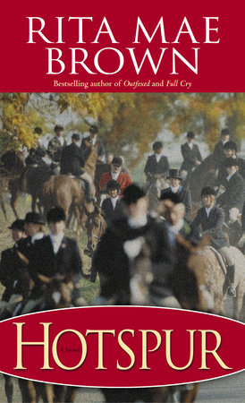 Hotspur book cover
