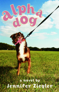 Book cover for Alpha Dog