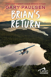 Cover of Brian\'s Return cover
