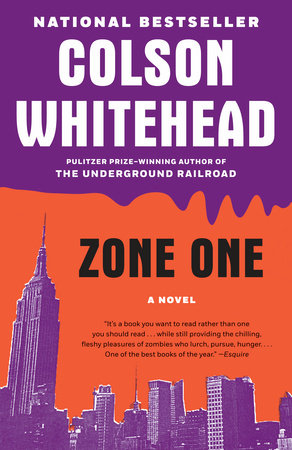 The Underground Railroad - Zone One - Trade Paperback