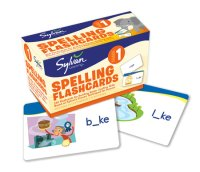Book cover for 1st Grade Spelling Flashcards