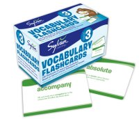 Book cover for 3rd Grade Vocabulary Flashcards