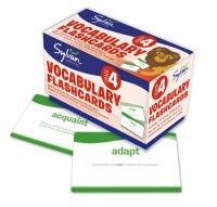 Book cover for 4th Grade Vocabulary Flashcards