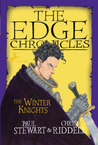 Cover of Edge Chronicles: The Winter Knights cover