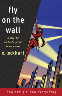 Cover of Fly on the Wall cover