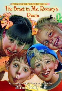 Cover of The Beast in Ms. Rooney\'s Room cover