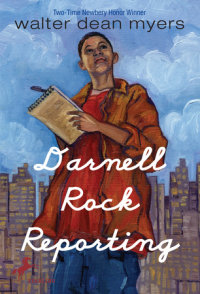 Cover of Darnell Rock Reporting cover