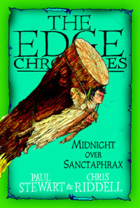 Book cover for Edge Chronicles: Midnight Over Sanctaphrax