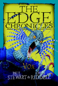 Book cover for Edge Chronicles: Vox