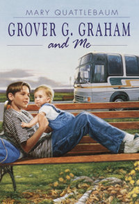 Book cover for Grover G. Graham and Me