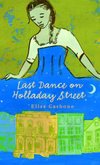 Cover of Last Dance on Holladay Street
