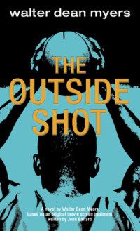 Cover of The Outside Shot cover