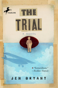 Cover of The Trial cover