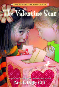 Book cover for The Valentine Star