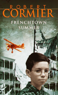 Book cover for Frenchtown Summer