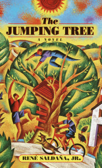 Cover of The Jumping Tree cover