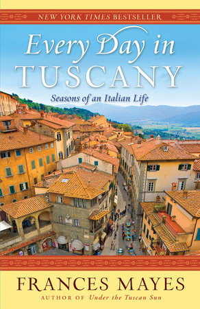 Every Day in Tuscany book cover