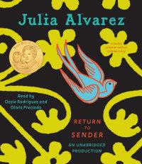 Cover of Return to Sender cover