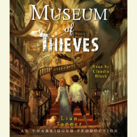 Cover of Museum of Thieves cover