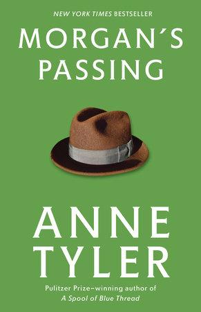 Morgan's Passing book cover