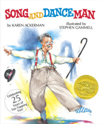 Cover of Song and Dance Man cover