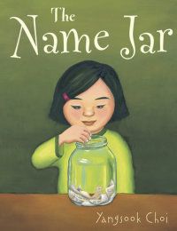 Cover of The Name Jar cover