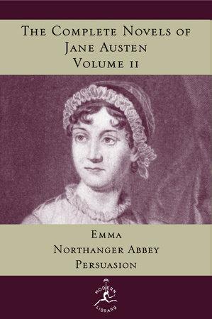 The Complete Novels of Jane Austen, Volume 2