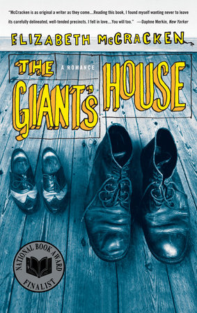 The Giant's House book cover