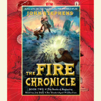 Cover of The Fire Chronicle cover